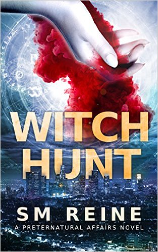 April Book Club: Witch Hunt by SM Seine
