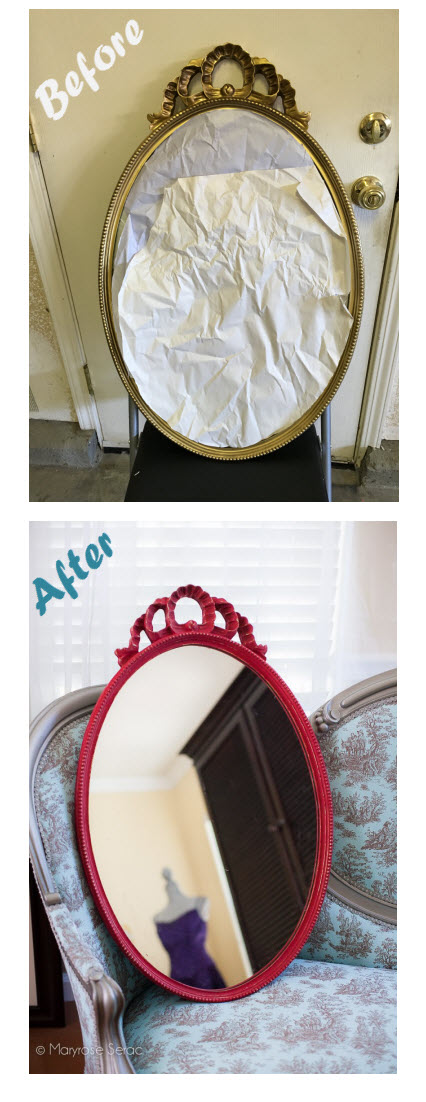 Thrift Store Before & After