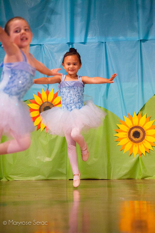 Pre-Ballet I, Vacaville, CA