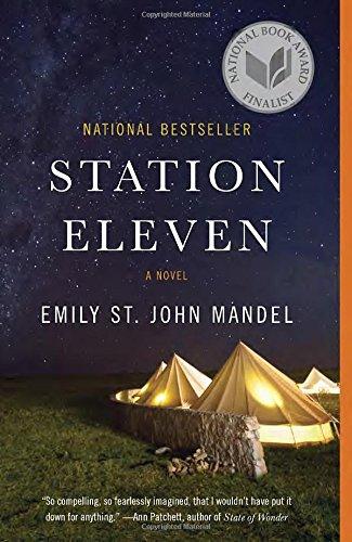 August BOTM: Station Eleven