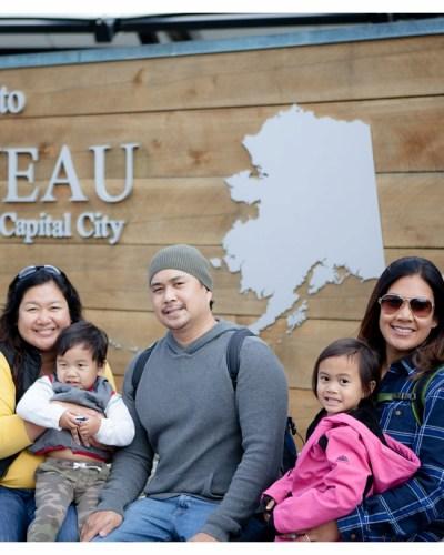 Family Fun in Juneau Alaska