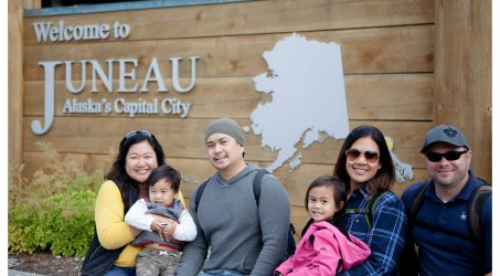 Family Fun in Juneau Alaska