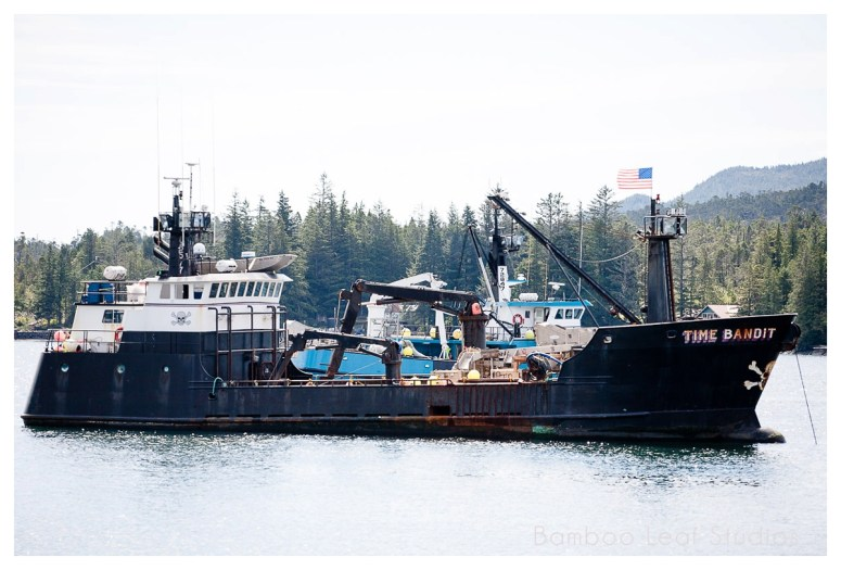 Time Bandit, Deadliest Catch