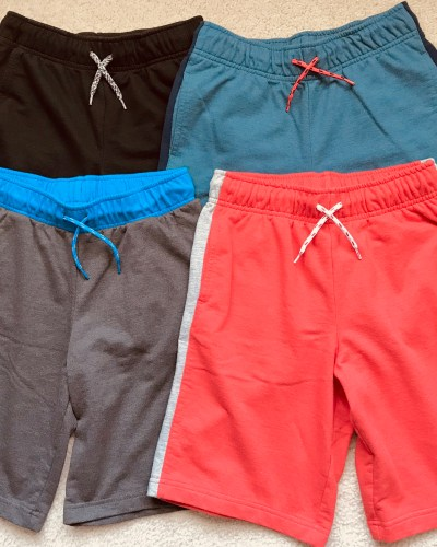 Shop At Target-Boys Comfy Shorts