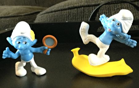 Silly Smurfs