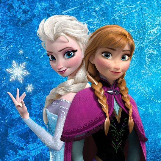 Disney Movie Frozen Birthday Cakes