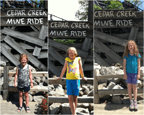 Mine Ride Collage