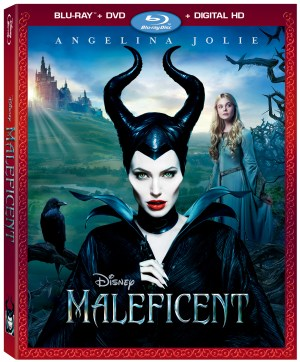 Disney's Maleficent Blu-ray Combo