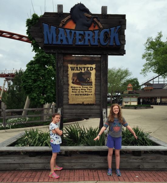 Cedar Point Maverick