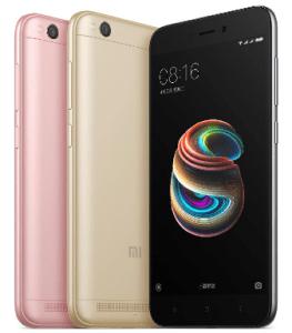 Inilah 5 Perbedaan Antara Xiaomi Redmi 5A dengan Redmi Note 5A