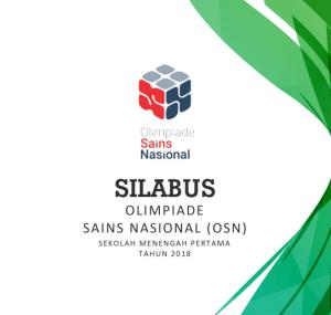 Download Silabus dan Juknis Olimpiade Sains Nasional OSN SMP 2018