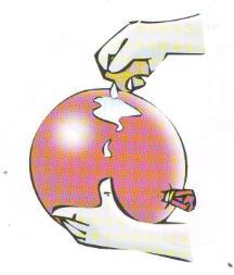 Percobaan Sains Sederhana Balon Meledak Tanpa Disentuh