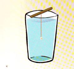 Percobaan Sains Sederhana Memperbesar Kristal Garam