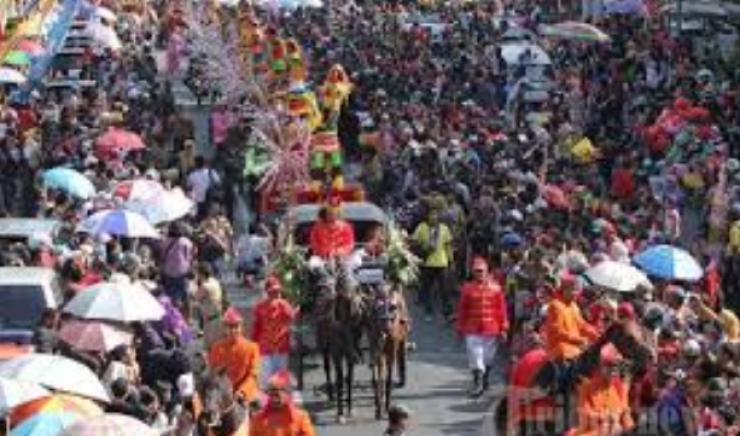 Sejarah Dugderan Tradisi Unik Menjelang Ramadhan di Semarang
