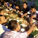 Megibung Tradisi Unik Dalam Menyambut Ramadhan di Pulau Bali