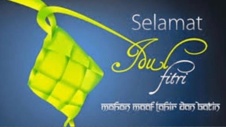 Contoh Ucapan Selamat Lebaran Hari Raya Idul Fitri Yang Menyentuh Hati