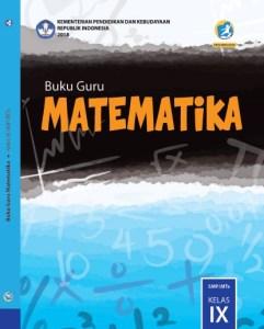 Buku Guru Matematika Kelas 9 Kurikulum 2013 Edisi Revisi 2018