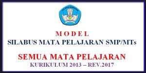 Download Silabus SMP/MTs Kurikulum 2013 K13 Edisi Revisi 2017 Semua Mapel