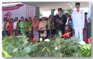 Contoh Naskah Doa Upacara Peringatan HUT Kemerdekan RI ke-73 Tahun 201q8