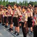 Kiasan Dasar Gerakan Pramuka Sebagai Unsur Terpadu Pendidikan Kepramukaan