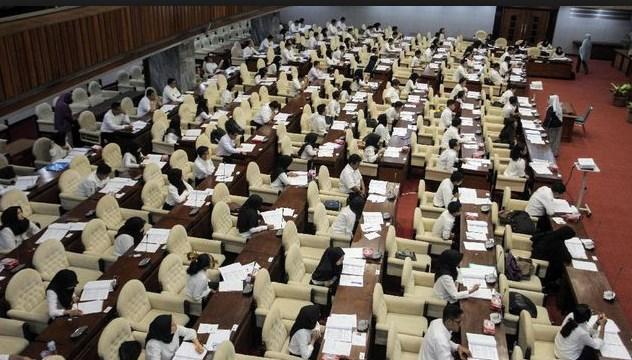 Download Pengumuman Hasil Seleksi Administrasi CPNS Kemenkumham Tahun 2018 Disini