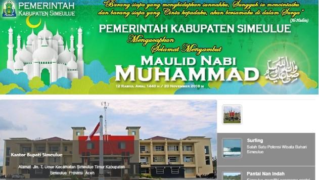 Hasil SKD dan Peserta Lulus SKB CPNS 2018 Kabupaten Simeulue