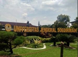 Daftar Program Studi Universitas Jenderal Soedirman Unsoed SPMB 2019