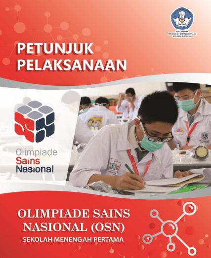 Download Petunjuk Pelaksanaan Juklak OSN SMP Tahun 2019