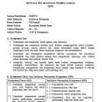 Download Silabus dan RPP Prakarya Kelas 7 8 9 SMP Kurikulum 2013