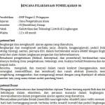 Download Silabus dan RPP IPA Kelas 7 8 9 SMP MTs Kurikulum 2013