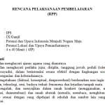 Download Silabus dan RPP IPS Kelas 9 SMP MTs Kurikulum 2013
