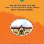 Kalender Pendidikan Kabupaten Sambas Tahun Pelajaran 2019/2020