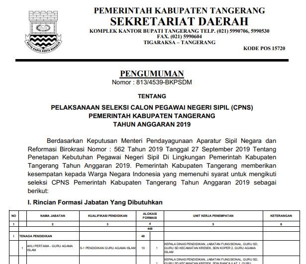 Cpns Guru Persyaratan - Informasi CPNS/ASN IndonesiaInfo ...
