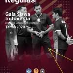 Download Regulasi Gala Siswa Indonesia GSI SMP Tahun 2020