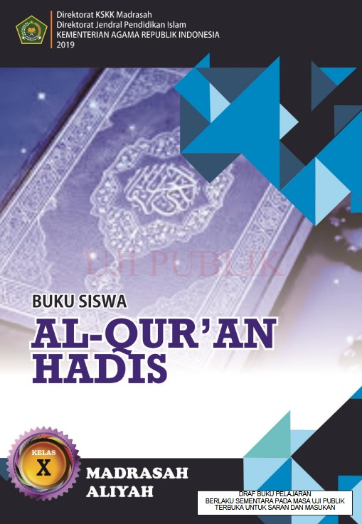 Download Buku Digital Madrasah Aliyah Ma Tahun 2019