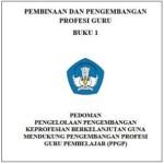Download Buku Pembinaan dan Pengembangan Profesi Guru (Buku 1-5)