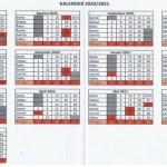 Download Kalender Pendidikan Kaldik Tahun Ajaran 2020/2021 Lengkap