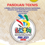 Juknis Lomba Keterampilan Siswa Nasional LKSN PDBK 2021