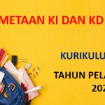 Pemetaan KI dan KD Kelas 6 SD K13 Revisi Terbaru Tahun Pelajaran 2021/2022