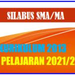 Silabus Geografi SMA MA Kurikulum 2013 Tahun Pelajaran 2021/2022