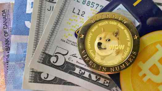Dogecoin recognized as official currency by Bank of India
