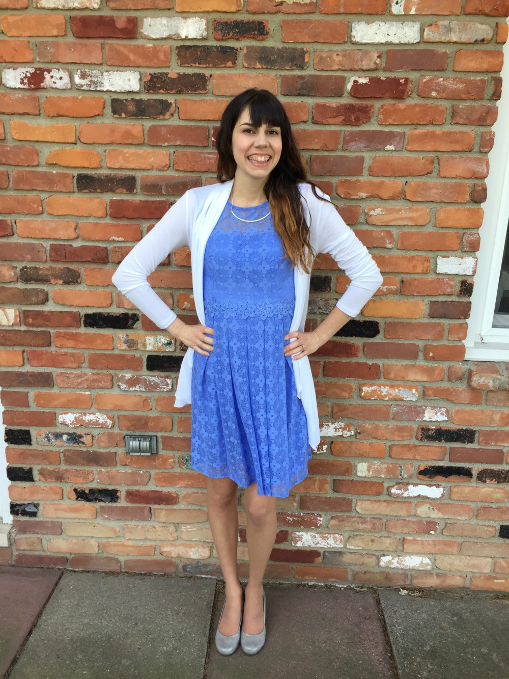 Rilee Lace Dress, London Times. from my April 2016 Stitch Fix // a monkey and his mama