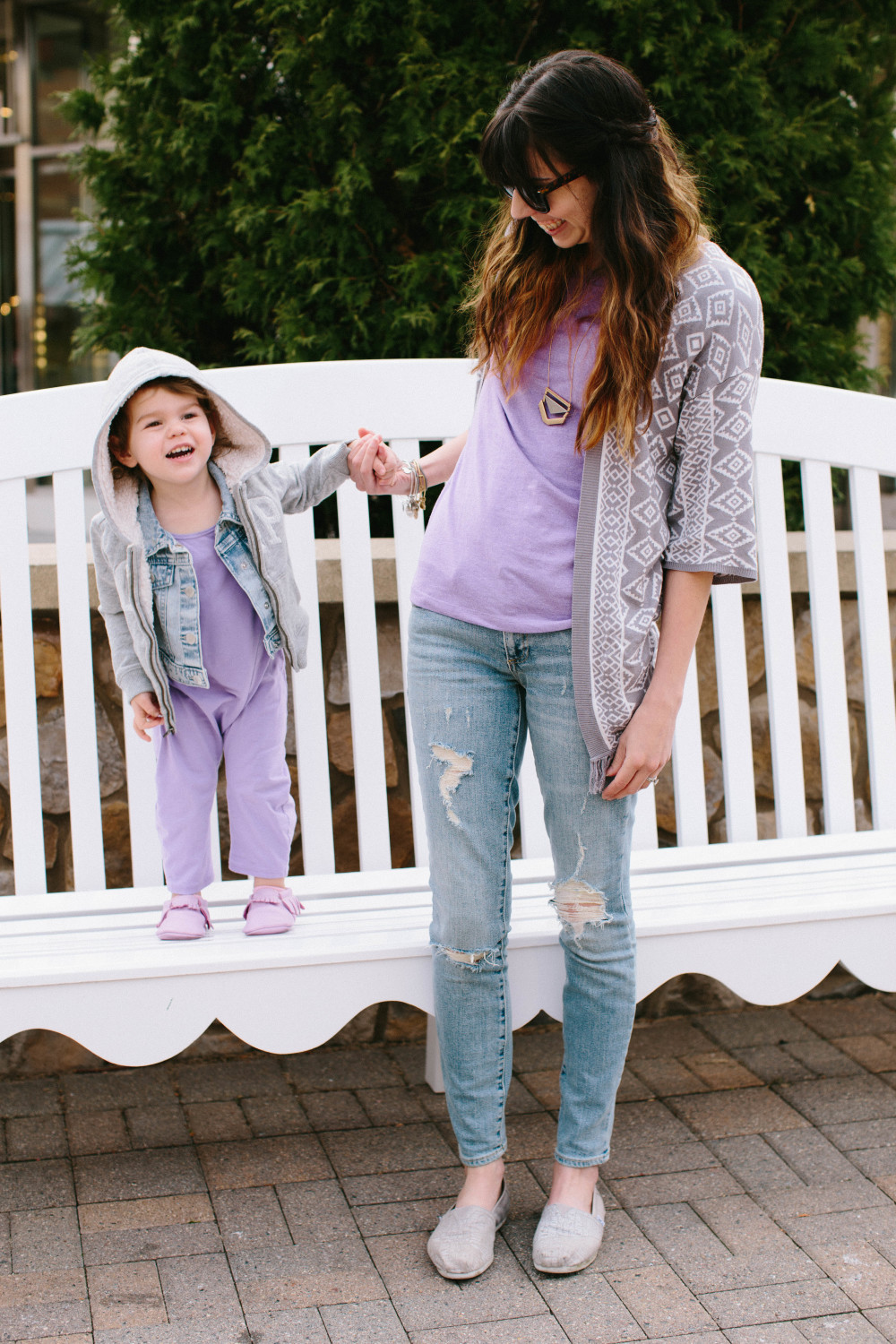 freshly picked toddler style // a monkey and his mama