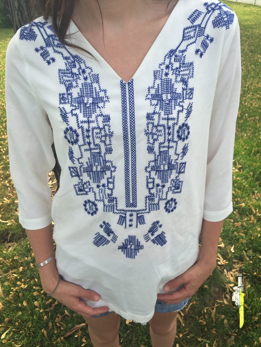 victor embroidered tunic by unpublished // june 2016 stitch fix reveal // a monkey and his mama