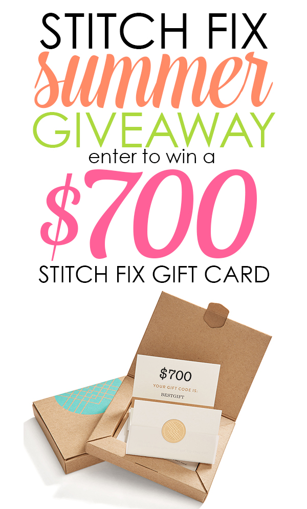 Summer Stitch Fix 700