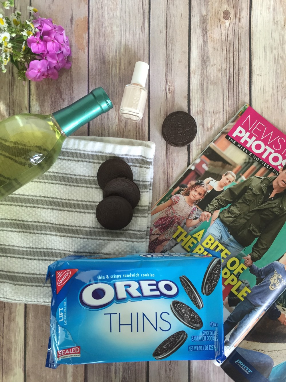 a little me time {with OREO Thins} // a monkey and his mama