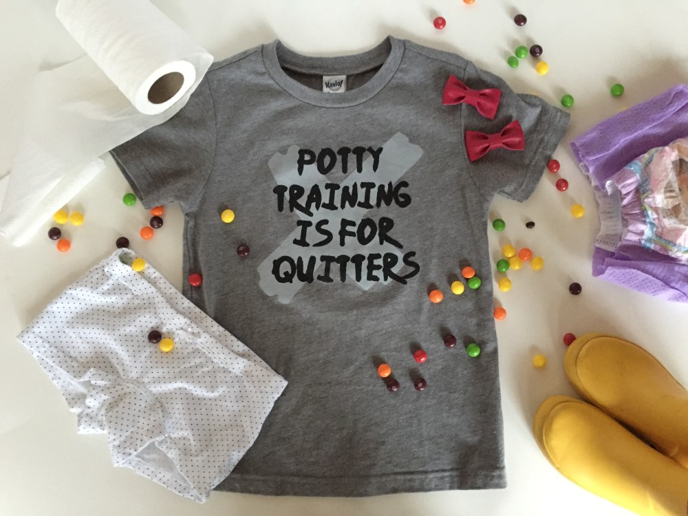 toddler style & potty training problems // a monkey and his mama