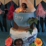 A Moana Inspired Birthday Party.