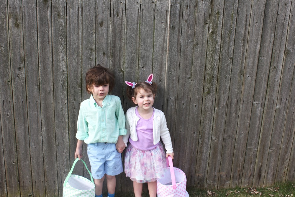 kids easter fashion