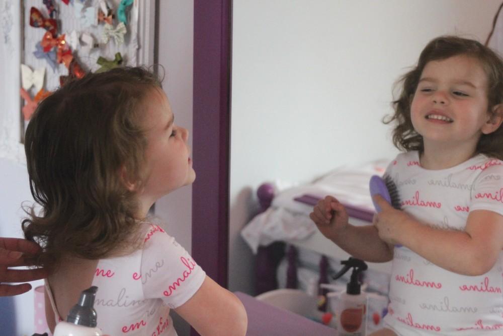 natural haircare for sensitive kids